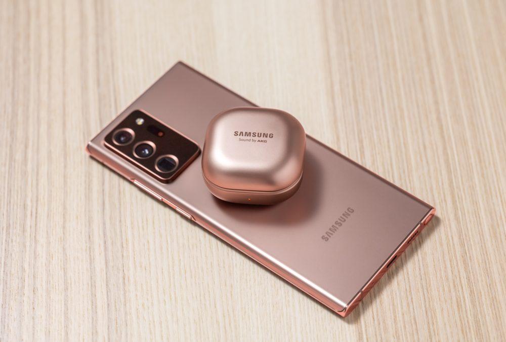 No se caen: Samsung puso a prueba a los Buds Live y estos son los resultados