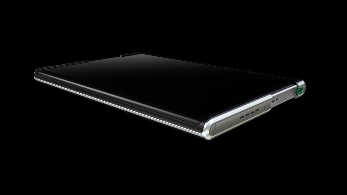 OPPO prepara un nuevo y curioso smartphone: El X 2021, un teléfono enrollable