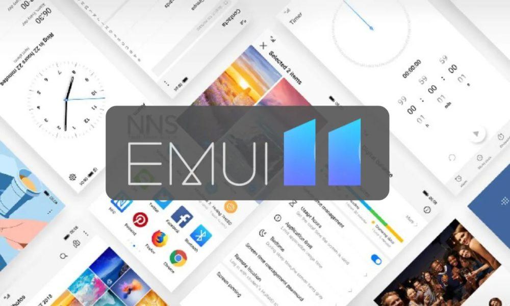 Huawei anuncia el calendario global de actualizaciones de EMUI 11