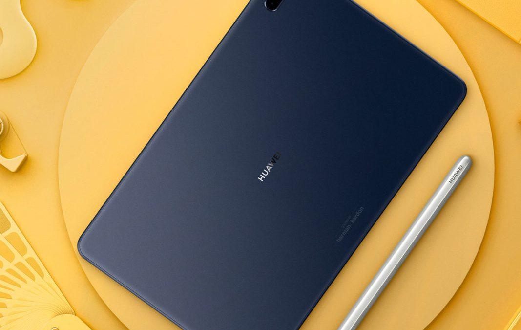 Seis razones que hacen de la HUAWEI MatePad 10.4 una tablet ideal para todo tipo de usuarios