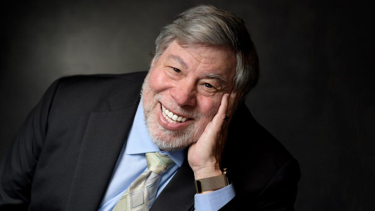 """Steve Wozniak en Visión de Líderes: """"Me encanta Chile y me alegro que se reconozca su pasión interna por el emprendimiento"""""""