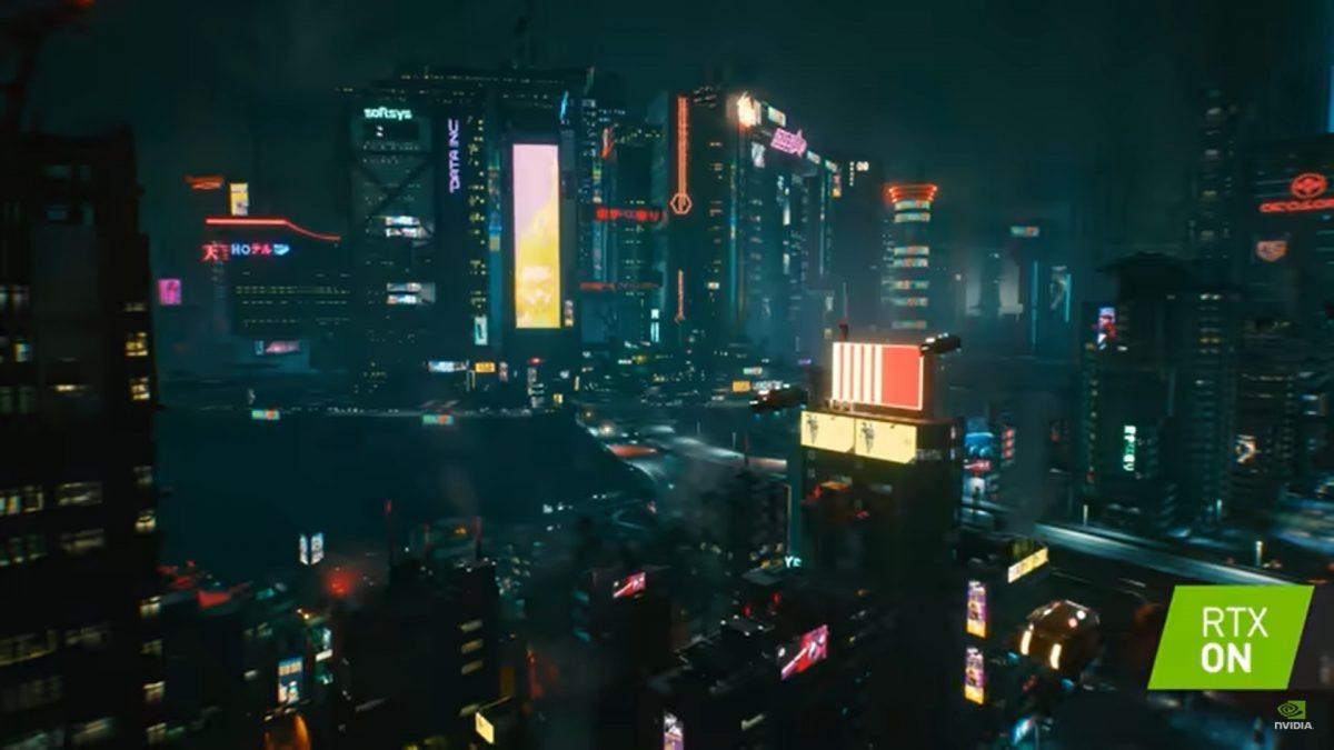 Las novedades que trae el ray tracing de NVIDIA para Cyberpunk 2077 y MInecraft