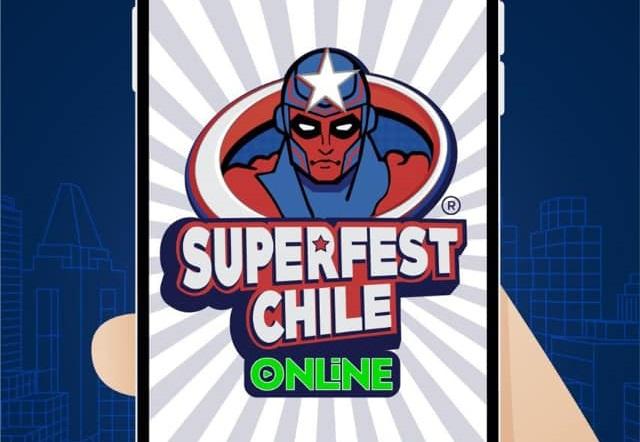 Con invitados internacionales y en formato online llega con todo la Superfest 2021