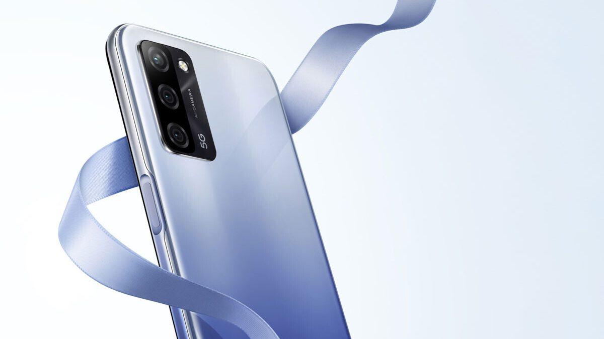 OPPO lanza su nuevo A55: EL gama media 5G mas económico del mercado