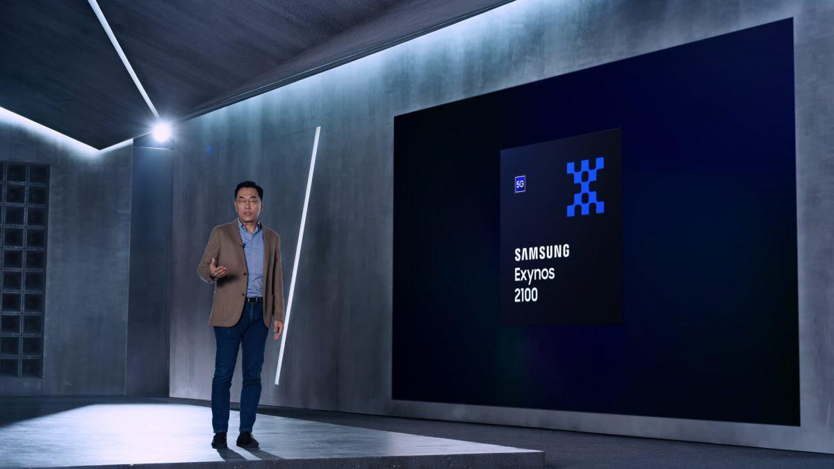 Samsung establece un nuevo estándar para los procesadores móviles de gama alta con Exynos 2100
