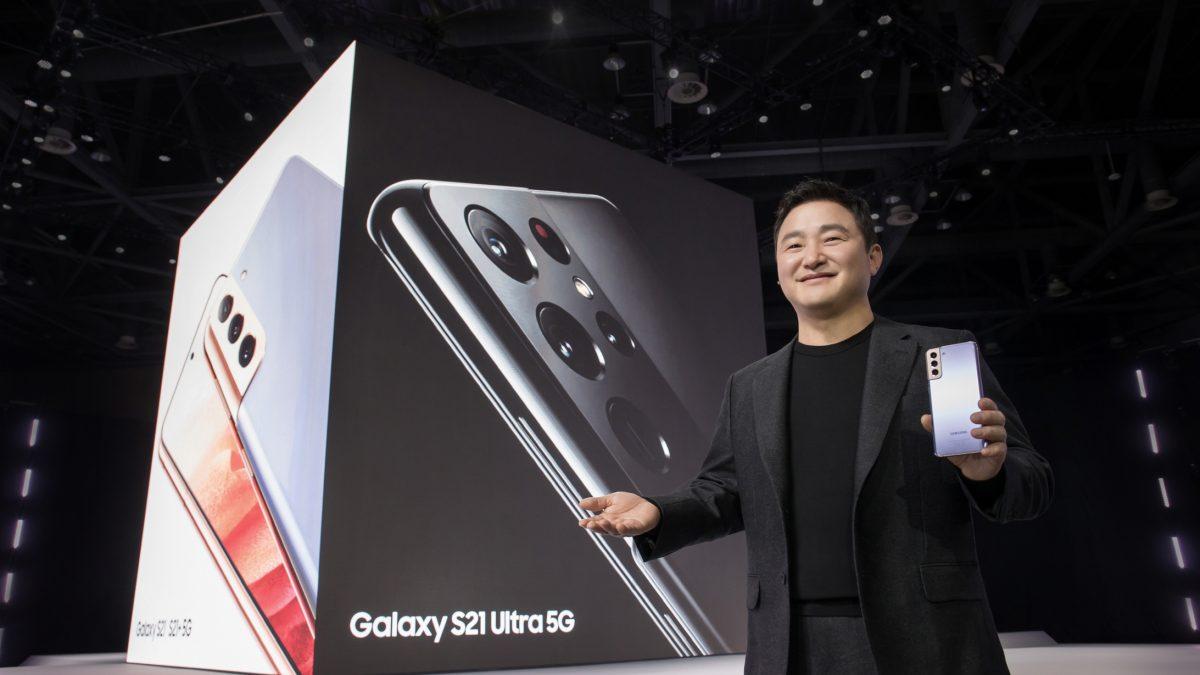 Samsung Galaxy S21 y Galaxy S21+: Hechos para lo épico de cada día