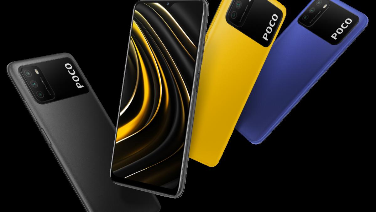 POCO anuncia la llegada del POCO M3 a Chile: Un gama de entrada con batería de 6000 mAh