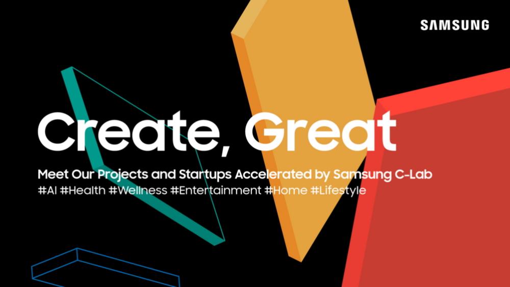 Samsung Electronics presentará las startups de 'C-Lab Inside' y 'C-  Lab Outside' en CES 2021