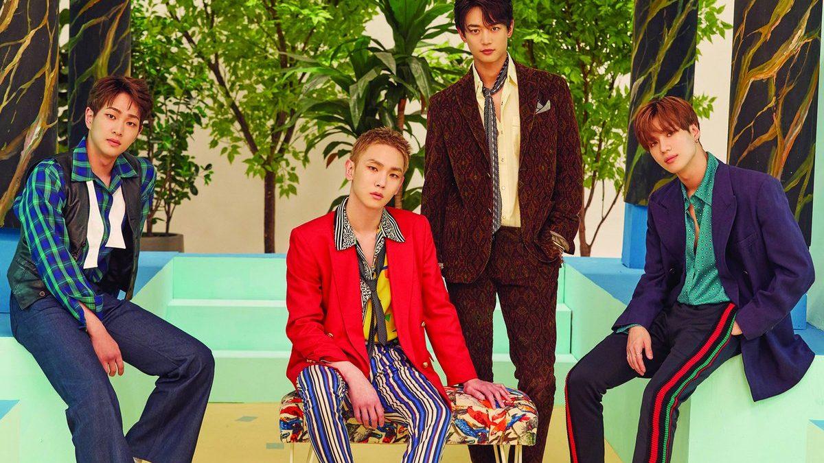 #SHINeeIsBack: El famoso grupo de Kpop anuncia su regreso a la musica