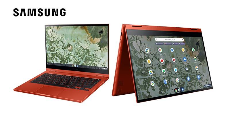 Samsung presenta au Galaxy Chromebook 2: El primer Chromebook QLED del mundo