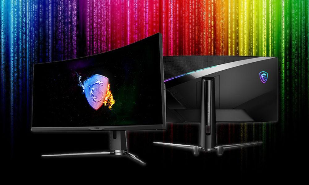 MSI lanza su nuevo monitor Artymis 343CAR: De 34 pulgadas y curva para jugadores dedicados