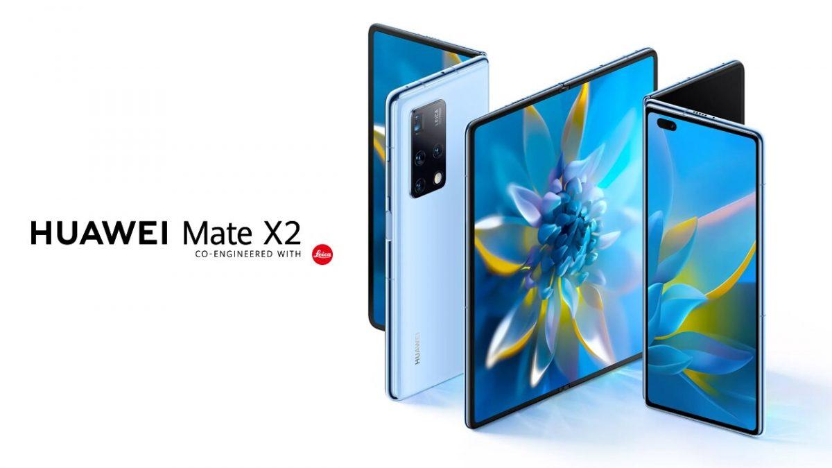 Imagina lo que se despliega: Huawei anuncia su nuevo HUAWEI Mate X2