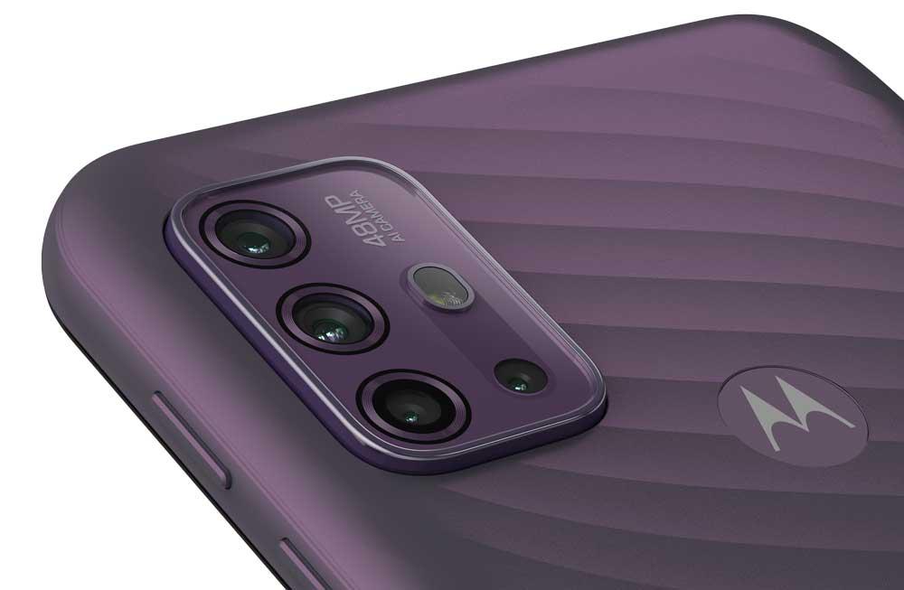 Motorola apuesta por una gama de entrada económica con el Moto G10: Cuatro cámaras y 7000 mAh de batería