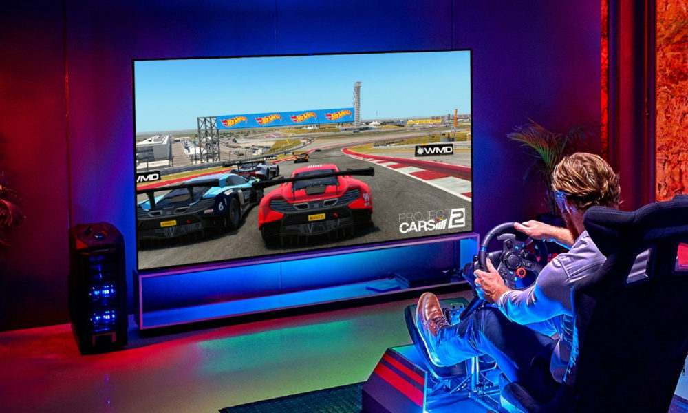 Si te compraste una nueva consola, fíjate en estos detalles a la hora de adquirir un televisor para jugar
