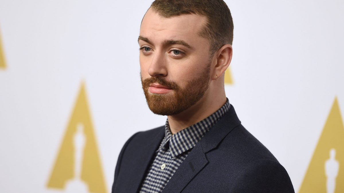"""Sam Smith lanza """"Love Goes: Live at Abbey Road Studios"""""""