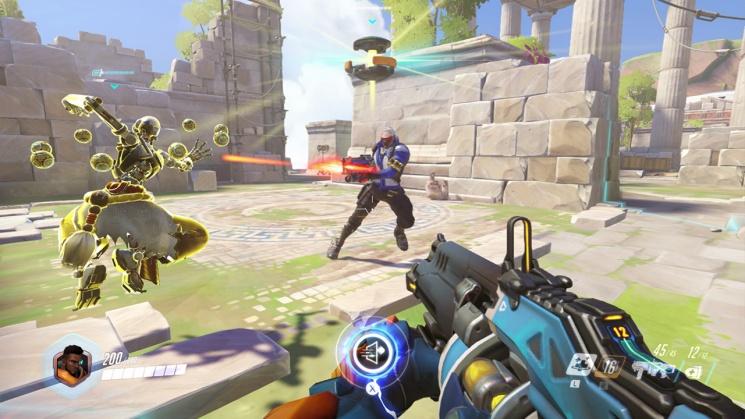 NVIDIA Reflex ahora reduce mucho mas el tiempo de respuesta para jugadores de Overwatch