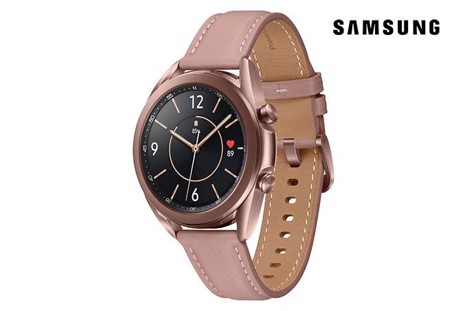 Samsung lanzó en Chile el reloj inteligente Galaxy Watch3 LTE