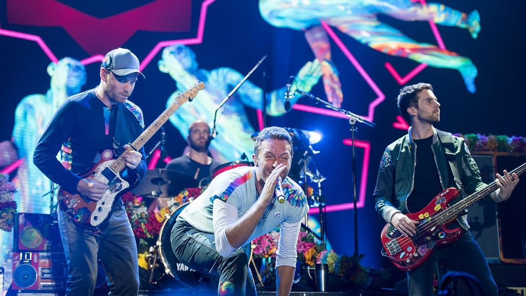 """Coldplay confirma su regreso el 7 de mayo con su nuevo single """"Higher Power"""""""