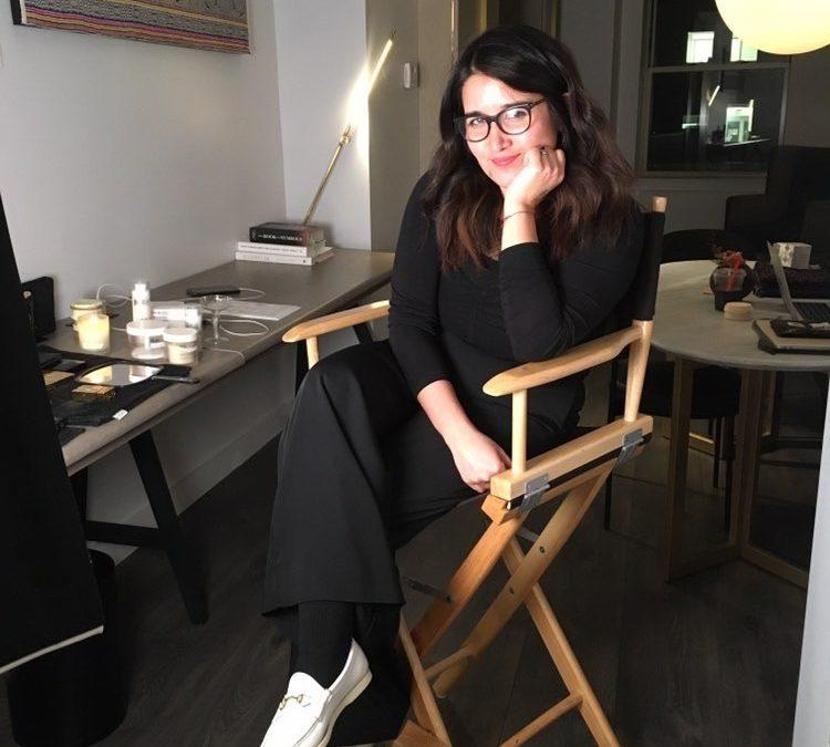 Carolina Pizarro, la Maquilladora Chilena que se encargará del make-up del equipo chileno de El Agente Topo en los Oscar