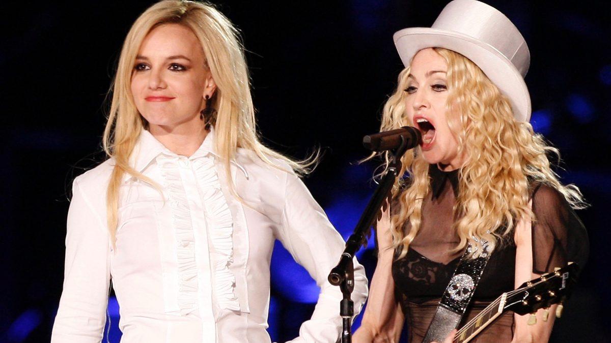 """""""Amo a la chica que la canta"""": Madonna expresa su apoyo a Britney Spears de una curiosa forma en Instagram"""