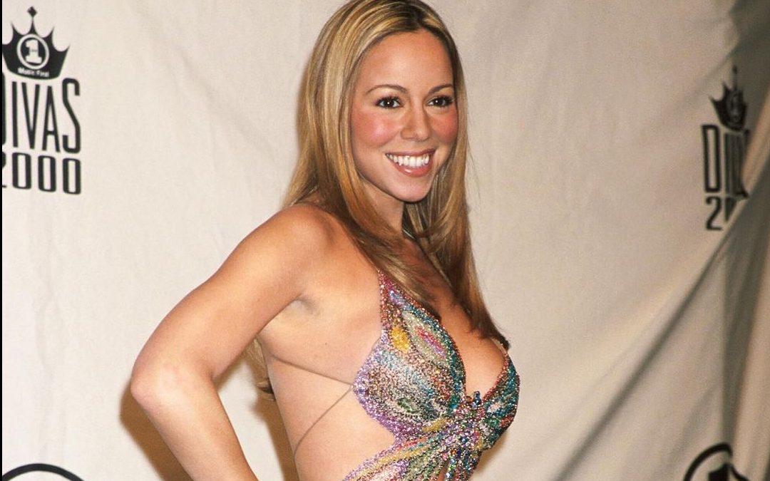 Mariah Carey se vacunó contra el COVID-19 y reaccionó con un falsete
