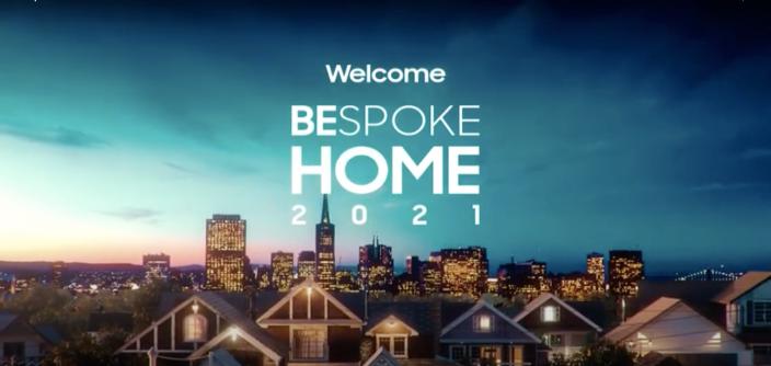 Samsung te invita al evento virtual 'Bespoke Home'para que conozcas su línea de electrodomésticos 2021