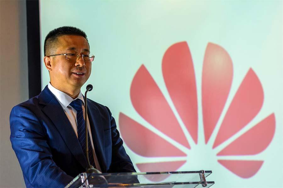 David Dou Yong, CEO de Huawei destaca a Chile por su confuanza y su neutralidad tecnológica