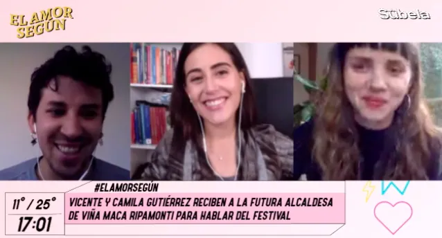 """""""Pasamos de la cultura a un excesivo show de televisión"""": Macarena Ripamonti habla sobre el futuro del Festival de Viña en Súbela Radio"""