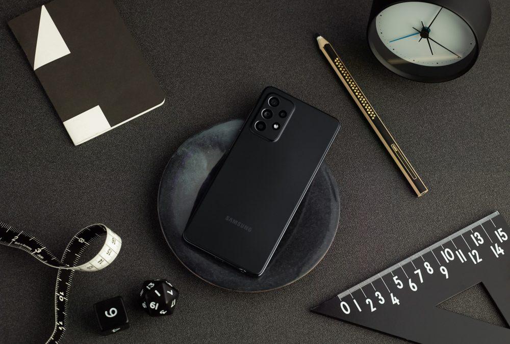 Facilita tus clases online con las funciones del Galaxy A52