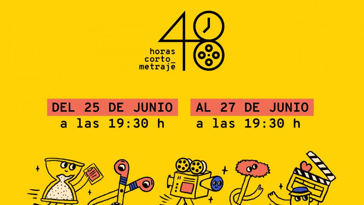 """Concurso de cine """"Proyecto 48 Hrs"""" llega a la Región del Maule"""