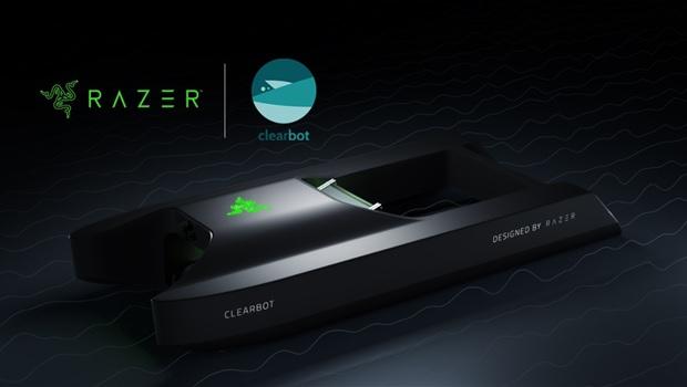 Razer se asocia con ClearBot para fomentar la limpieza de los océanos de manera inteligente