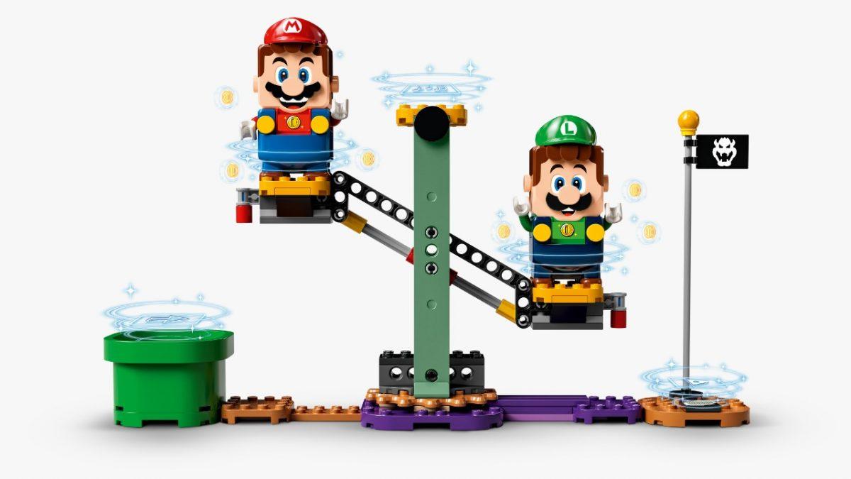 Grupo LEGO permitirá conectar el universo de LEGO Super Mario™ y LEGO Luigi™ mediante Bluetooth
