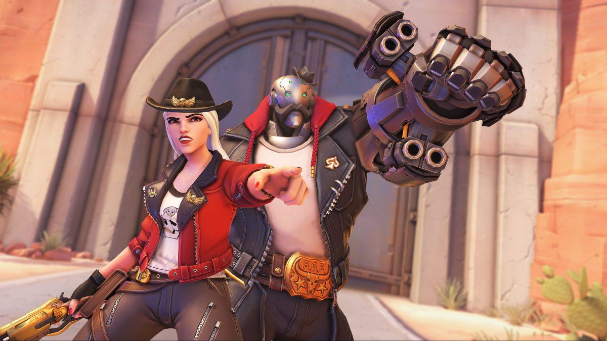 Overwatch: ¡Desafío Deadlock de Ashe y actualizaciones adicionales!