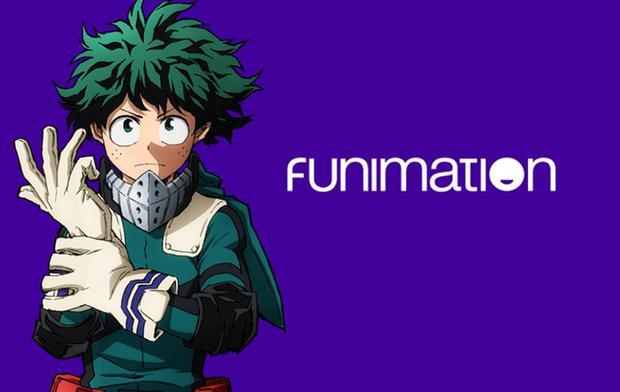 Comienza a operar en Chile la plataforma en linea oficial de Funimation