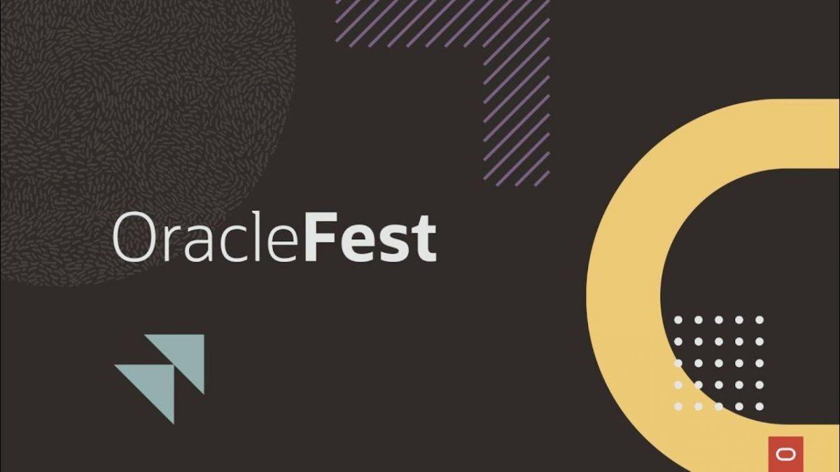 Oracle Fest 2021: el festival online de tecnología e innovación – para toda América Latina