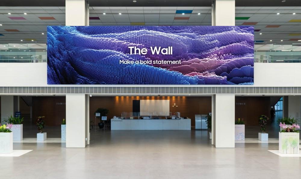 The Wall 2021 de Samsung ya está disponible en todo el mundo