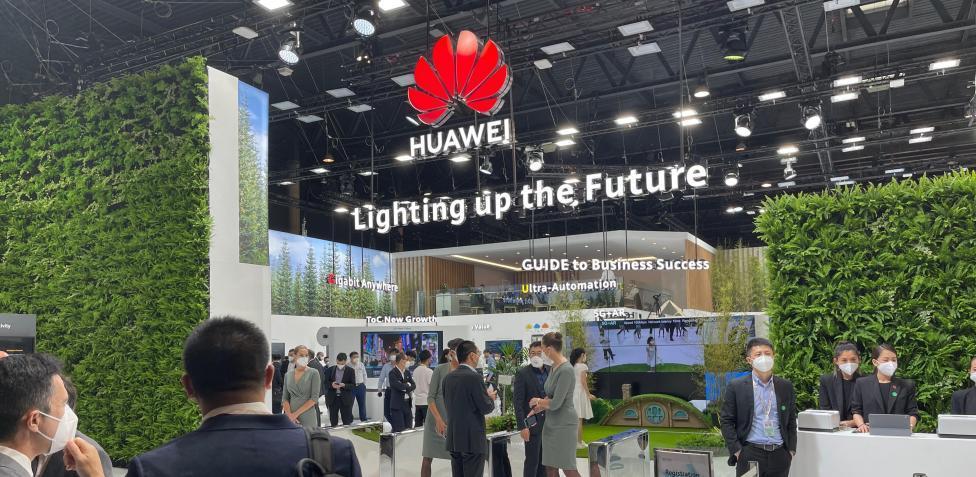 Huawei participó en el MWC y aseguró que el 5G será beneficioso y económicamente para muchos
