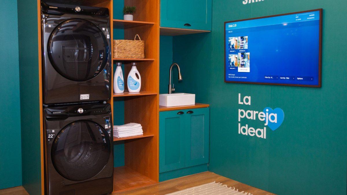 ¿Cómo el combo de lavandería inteligente de Samsung está revolucionando el cuidado de la ropa?