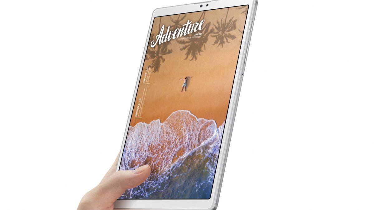 Samsung presenta en Chile  el Galaxy Tab A7 Lite: una tablet económica, familiar y extra liviano