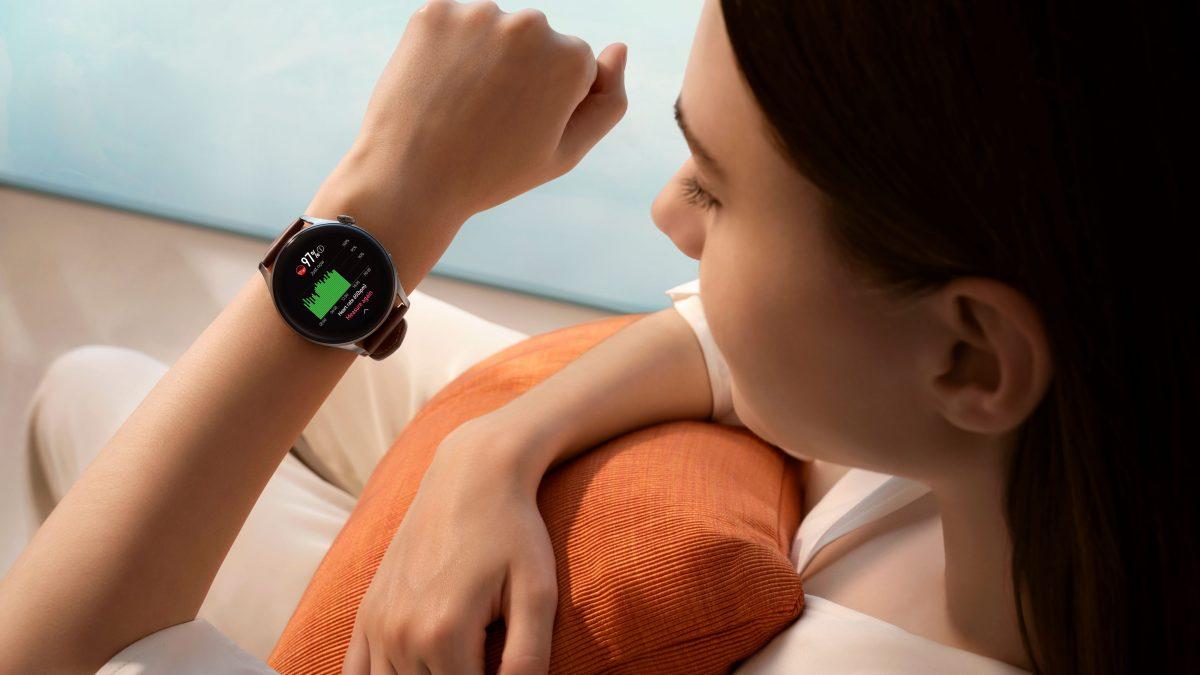 Llega a Chile el nuevo reloj Watch 3: el nuevo smartwatch de Huawei