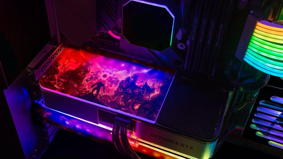 NVIDIA pone a disposición los DLSS y Reflex para Battlefield 2042 y Ray Tracing+DLSS para DOOM Eternal