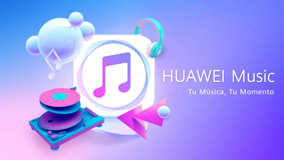 En HUAWEI Música encontrarás canciones para todas las edades y gustos musicales