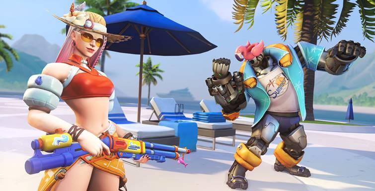 Los Juegos de Verano de Overwatch 2021 ya están disponibles para sus jugadores