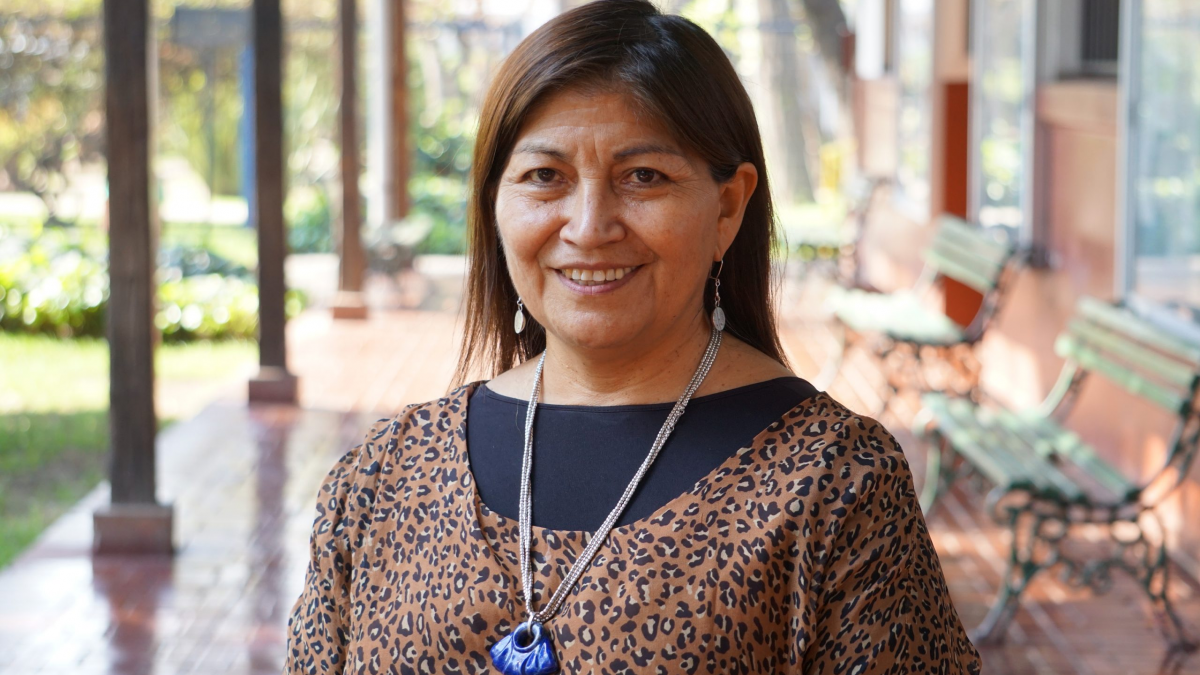 Editorial Pehuén presenta libro de Elisa Loncón sobre relatos de la tradición oral mapuche
