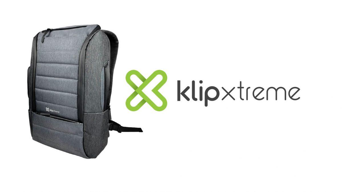 Klip Xtreme presenta su mochila Kruiser en Chile