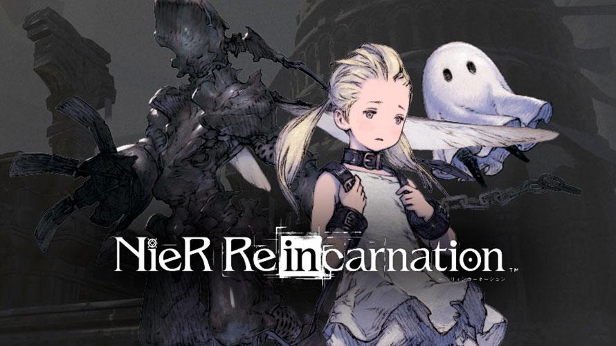 Square Enix anuncia fecha de lanzamiento de NieR:Re[in]carnation y confirma crossover con NieR:Autómata
