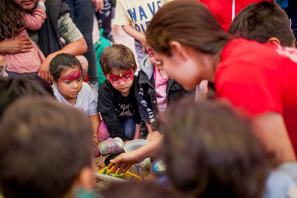 CRIN Chile invita a participar de una gran variedad de talleres virtuales para celebrar el Día de la Niñez