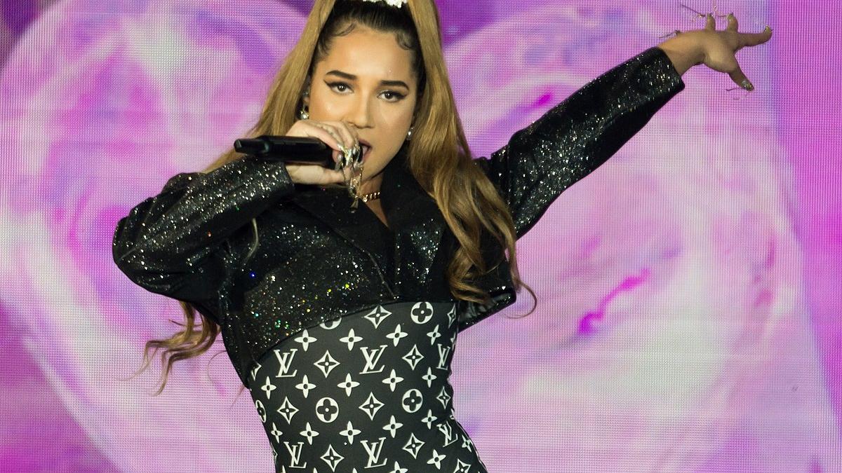"""Princesa Alba anuncia el lanzamiento de su primer disco """"besitos, cuídate"""""""