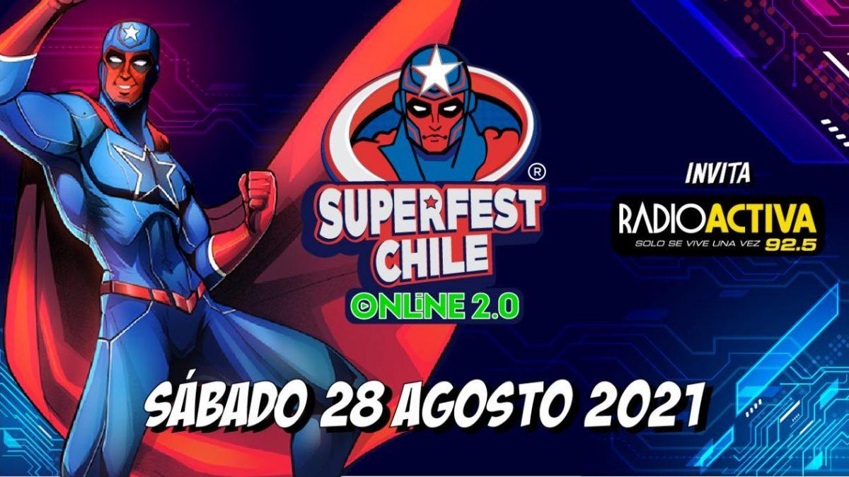 Superfest Chile 2022 abre su convocatoria para tiendas