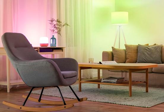 Signify amplía su oferta de iluminación inteligente en Chile con nuevos productos WiZ Connected